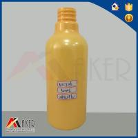 Buy cheap Empty Shampoo Lotion Plastic Bottles For Sale from wholesalers
