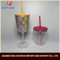 China China Supplier Advertising Custom Hard Reusable Plastic Cup on sale