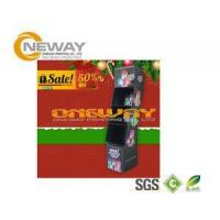 Best Christmas Tree Point Cardboard Display Stands For Tabletop T-Shirt wholesale