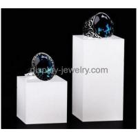 Best Customized display cubes acrylic counter displays wholesale jewelry store display RDJ-025 wholesale