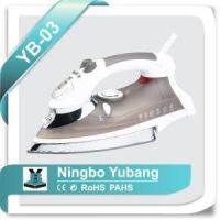 China Electric Iron YB-03 Dry Spray Burst Out of Steam Electric Iron 1200W/1800W-2200W on sale