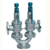 Buy cheap Double spring safety valve from wholesalers