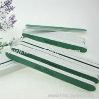 Buy cheap customized polishing nail file nail shine tool supplier from wholesalers