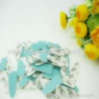 Buy cheap blue 3M glue nail sticker from wholesalers