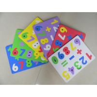 Buy cheap Stationery and Back to School items Foamy Mumbers from wholesalers