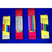 Buy cheap Stationery and Back to School items Self adhesive book cover rolls in Window Color Box from wholesalers
