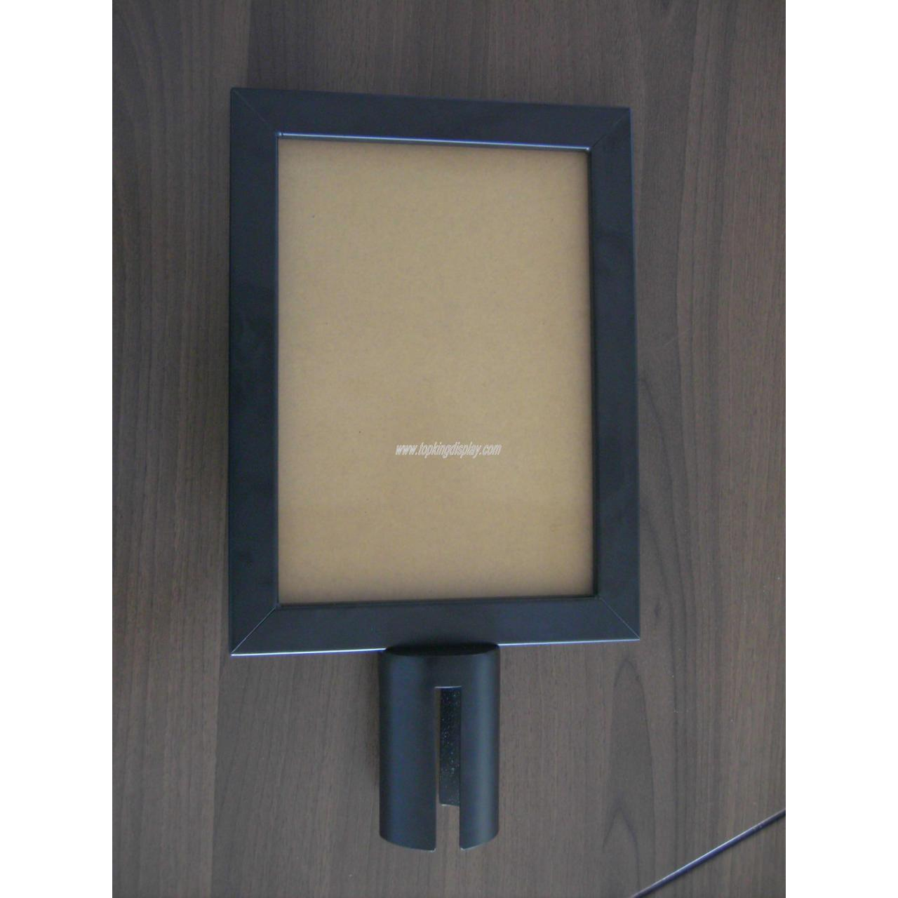 China Queue Barrier Sign holder TK-Q-S-B on sale