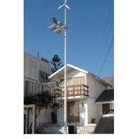 Best Lighting System Wind and Solar Hybrid Street Light/lamps wholesale
