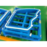 China Checking Fixtures CNC Machining Front Door Glass Assembly Fixture In Epoxy Tooling Board And Steel on sale
