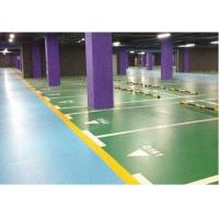 Quality Requirements of epoxy self leveling floor in construction temperature for sale