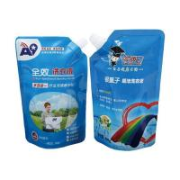 China liquid soap refill with cap with printing lables china factory on sale