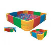 Best Fun Play Kids Colorful Plastic Ocean Ball For Pool, Low Price Kid Ball Pool wholesale
