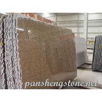 Quality Tropical Brown Granite Slab for sale