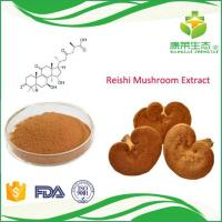 China Chinese Herbal Lingzhi Mushroom Extract Powder/reishi Mushroom Extract Polysaccharide on sale