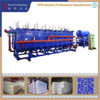 China Expandable Polystyrene Block Moulding Machine with Vacuum on sale