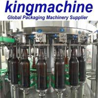 China Auto Glass Bottle Beer Filling Machine Bottling Packing Machine on sale