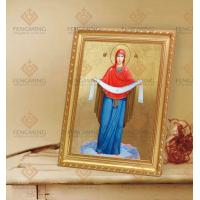 Buy cheap Theotokos Catholic Picture Mother Mary Framed from wholesalers
