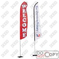 Best China Swooper Flagpole wholesale