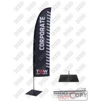 Best China Beach Flags wholesale