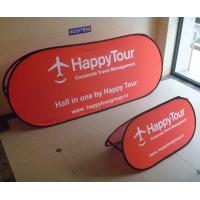 Buy cheap horizontal pop up banner from wholesalers