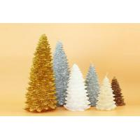 Buy cheap Wholesale 2016 new style shaped decorative Christmas candle from wholesalers