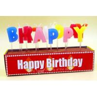 Buy cheap Happy candles for birthday party from wholesalers