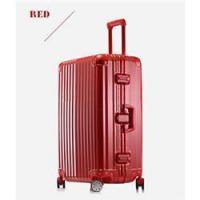 Quality love-follow 2016 new desgin ABS PC aircraft wheels aluminum frame travel house luggage for sale