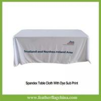 Buy cheap Custom Table Covers Table Throw from wholesalers