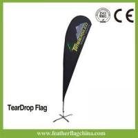 Buy cheap Teardrop Flag 16ft 4.7m Cheap Teardrop Banner Flags from wholesalers