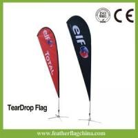 Buy cheap Teardrop Flag 11ft 3.3m Tear Drop Flags Banner from wholesalers