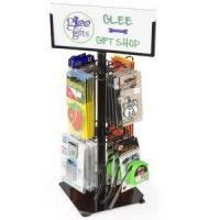 China Rotating Floor Display Stand and Countertop Spinner Display Rack Supplier RS008 on sale