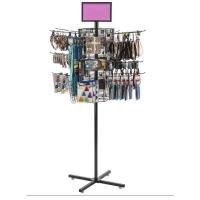 China Custom Floor Display Stand Shelves for Retail Stores Exhibition Design RF004 on sale
