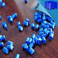 China Blue masterbatch for plastic pallet box and injection molded plastic box on sale