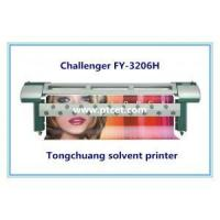 Buy cheap Challenger FY-3206H Solvent printer from wholesalers