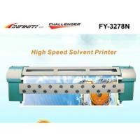 Buy cheap Challenger FY-3278N Solvent printer from wholesalers