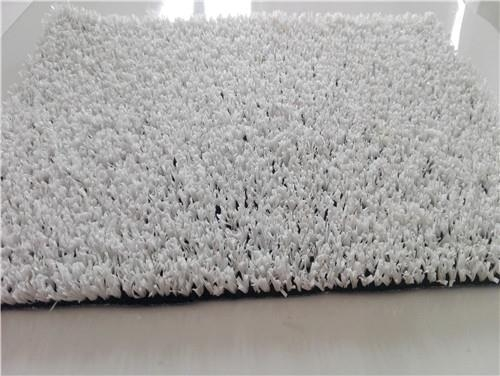 Cheap Artificial Grass For Landscaping Christmas Decoration Use White Artificial Grass Outdoor Indoor Use for sale