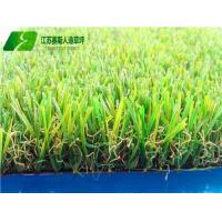 Best Four colour garden decotation use V shape artificial grass for landscaping wholesale