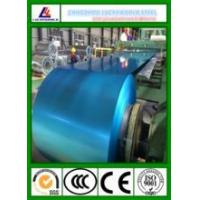 Buy cheap factory direct sale 0.20mm blue color Aluzinc Galvalume steel sheet AZ70 from wholesalers