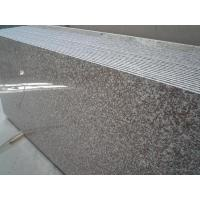 Buy cheap Cherry Red Granite Slab from wholesalers