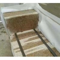 Quality Golden Yellow Granite Materials for sale