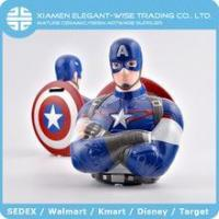 China Piggy Bank Factory Audit by Disney movie character ceramic art and craft supplies on sale