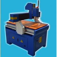 Buy cheap 6090 CNC router for solid wood cutting from wholesalers
