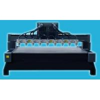 Buy cheap 1325 multi-head stone CNC router from wholesalers