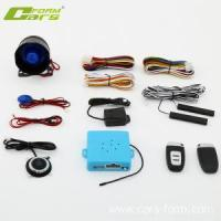 China PASSIVE KEYLESS ENTER Car Alarm System on sale
