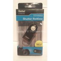 China Vivitar Wireless Shutter Release for Nikon Cameras & SLR's on sale