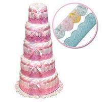 China Custom Order Diaper Cakes Diaper Cake to Decorate on sale