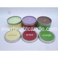 Best Travel Tin candle with scented wholesale