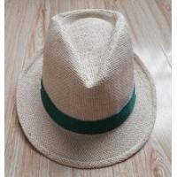 Quality Wholesale Bulk Cream Paper Cloth Hat for sale