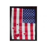 """Quality 12""""X18"""" AMERICAN GARDEN FLAG for sale"""