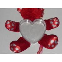 Buy cheap BEAR HEART CANDY BOX from wholesalers